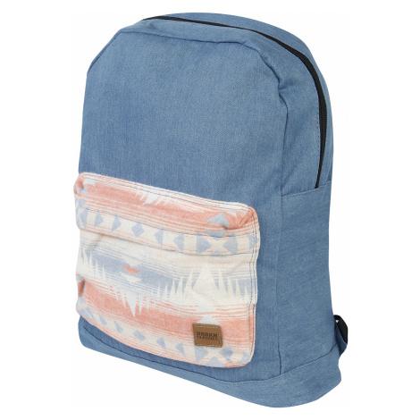 Urban Classics - Inka Backpack - Backpack - blue