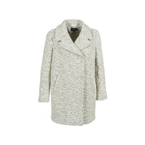 Vila VIWINTER women's Coat in Grey