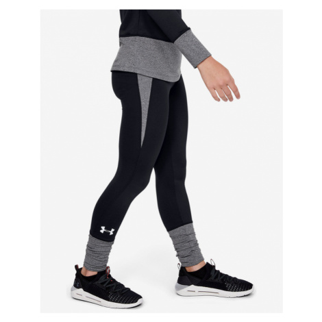 Under Armour ColdGear® Kids Leggings Black