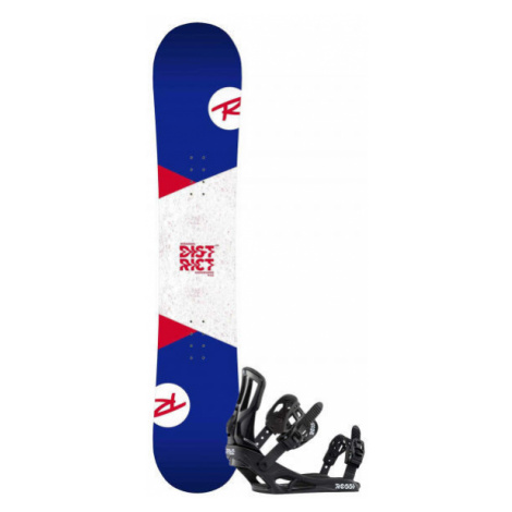 Rossignol DISTRICT LTD + BATTLE M/L - Men's snowboard set