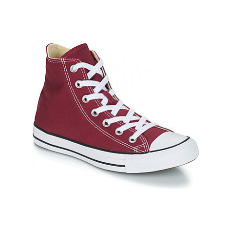 Converse ALL STAR HI women's Shoes (High-top Trainers) in Bordeaux