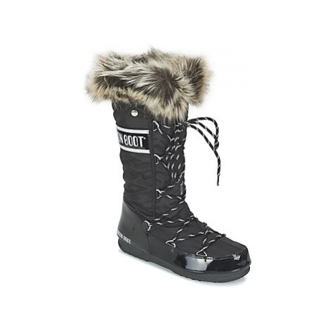 Moon Boot MOON BOOT W.E. MONACO women's Snow boots in Black