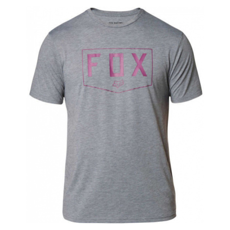 Fox SHIELD SS TECH TEE dark gray - Men's T-shirt