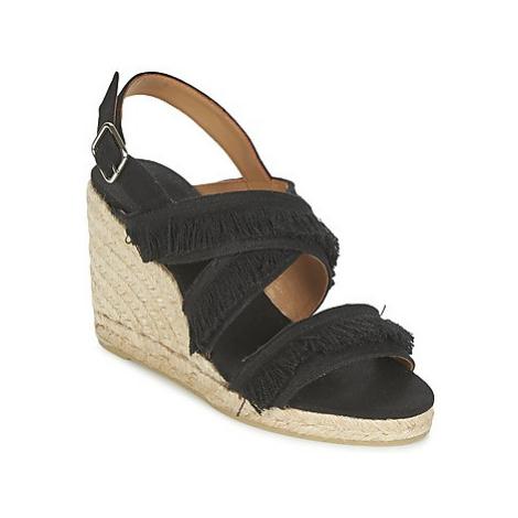 Castaner BEGGA women's Sandals in Black Castañer
