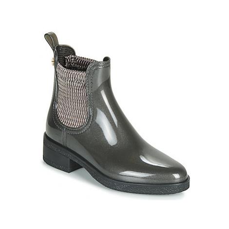 Lemon Jelly RIGA women's Wellington Boots in Grey