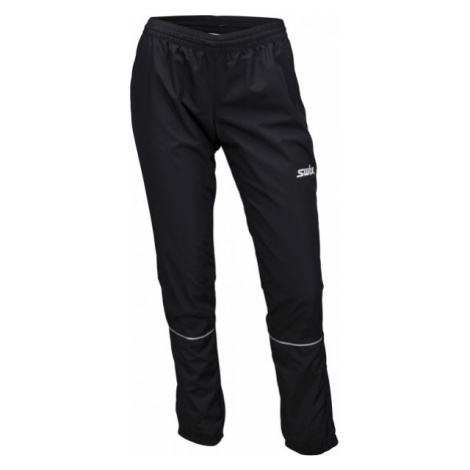 Swix TRAILS black - Universal sports pants
