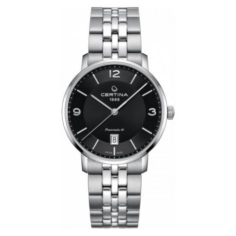 Mens Certina DS Caimano Powermatic 80 Automatic Watch C0354071105700