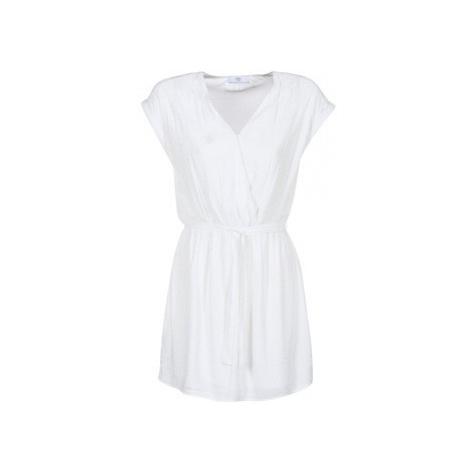 Le Temps des Cerises FORKATON women's Dress in White