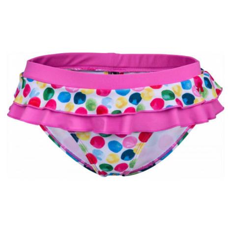 Aress BIKI pink - Girls' bikini bottom