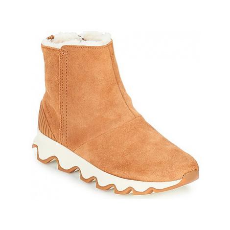 Sorel KINETIC SHORT women's Snow boots in Brown