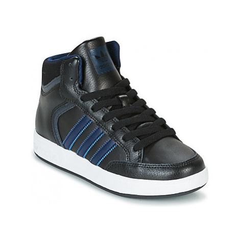 Adidas VARIAL MID J boys's Children's Shoes (High-top Trainers) in Black