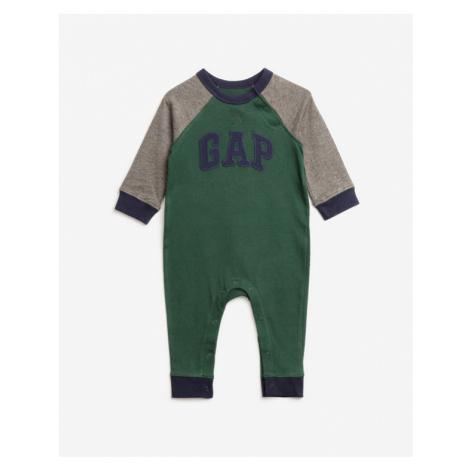 GAP Kids Jumpsuit Green Grey