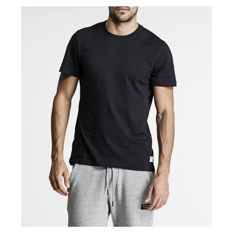 CENTRE REGULAR TEE Black Beauty Bjorn Borg