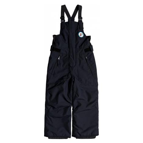 pants Quiksilver Boogie - KVJ0/Black - kid´s
