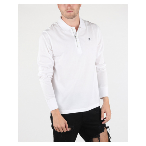Diesel T-Hart-Ls Polo shirt White