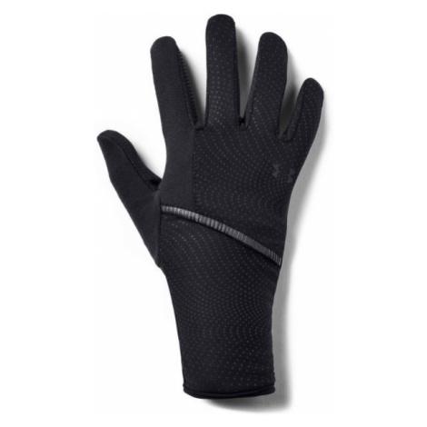 Under Armour STORM RUN LINER black - Women's gloves