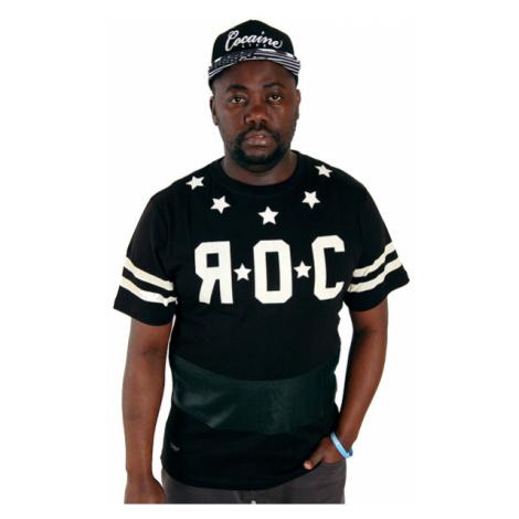 Rocawear Vario Black Flag Tee Black R1401T011-100