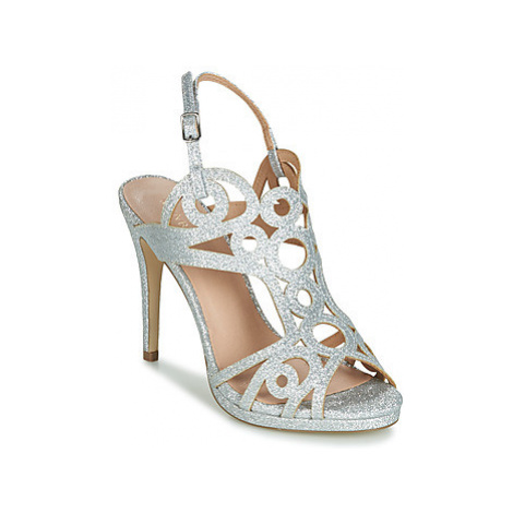 Menbur TULNI women's Sandals in Silver