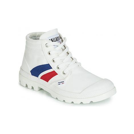 Palladium RETRO LITE SUPPLY women's Mid Boots in White