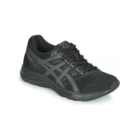 Asics GEL-CONTEND 5 men's Running Trainers in Black