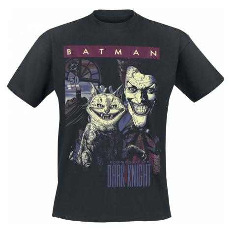 Batman - The Joker - Cover #50 - T-Shirt - black