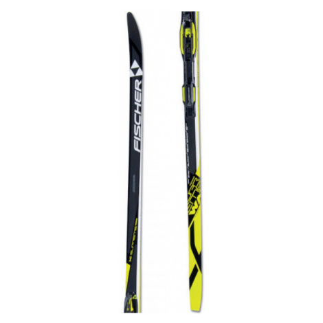 Fischer SUPREME WAX + CONTROL STEP IN IFP - Classic style nordic skis with a smooth base
