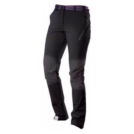 TRIMM JURRA black - Women's softshell trousers