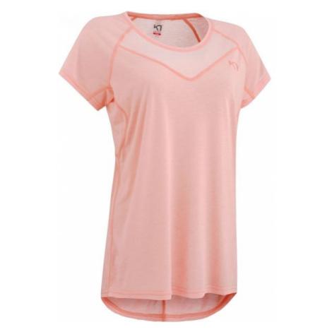 KARI TRAA MARIA TEE light pink - Women's T-shirt