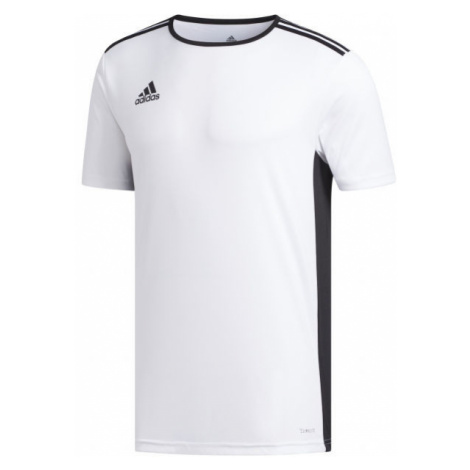 adidas ENTRADA 18 JSY white - Men's football jersey