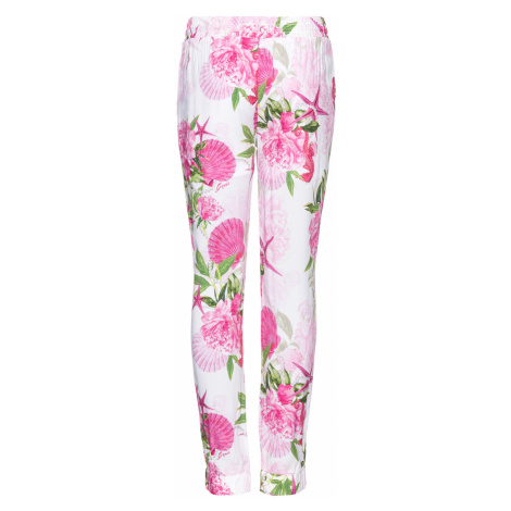 Guess Kids Trousers Pink White
