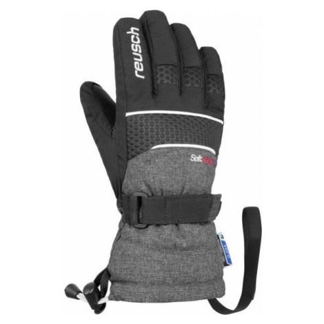 Reusch CONNOR R-TEX XT JUNIOR grey - Ski gloves