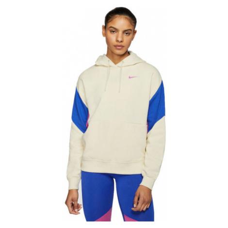 Nike NSW PO FT CB W beige - Women's sweatshirt