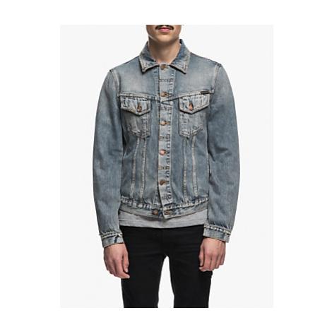Nudie Jeans Billy Denim Jacket, Shimmering Indigo Nudie Jeans Co