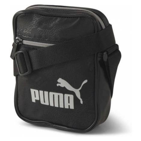 Puma CORE UP PORTABLE black - Women's shoulder bag