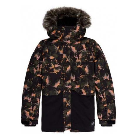 O'Neill PG FUR ZEOLITE JACKET black - Girls' winter ski/snowboarding jacket
