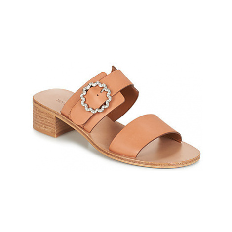 See by Chloé SB32110A women's Sandals in Brown