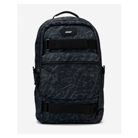 Oakley Street Skate Backpack Black Blue