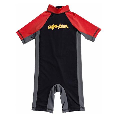 swimsuit Quiksilver Spring - KVJ0/Black - kid´s