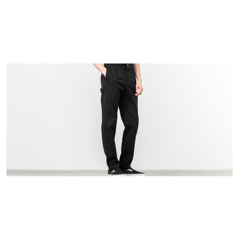 A. P. C. Pleated Chino Pants Black A.P.C.