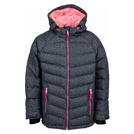 Lewro SHELBY pink - Kids' winter jacket