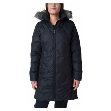 Columbia ICY HEIGHTS II MID LENGHT DOWN JACKET black - Women's winter jacket