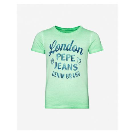 Pepe Jeans Adan Kids T-shirt Green