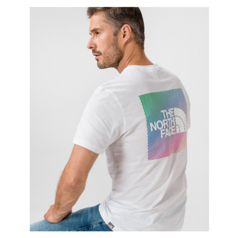The North Face Rainbow T-shirt White