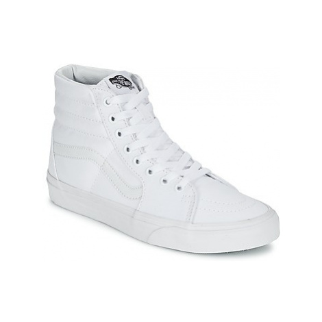 Vans SK8-HI women's Shoes (High-top Trainers) in White