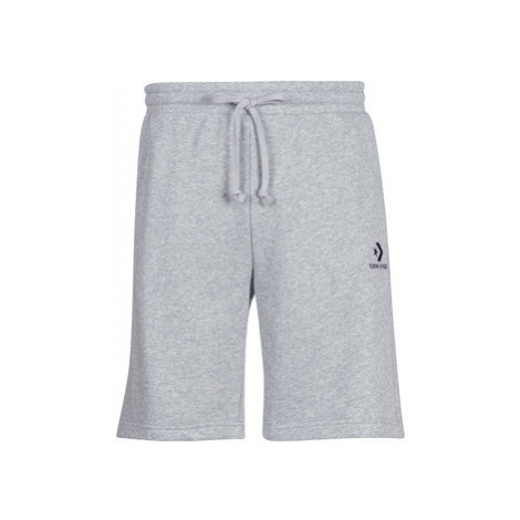Converse CONVERSE STAR CHEVRON EMB SHORT men's Shorts in Grey