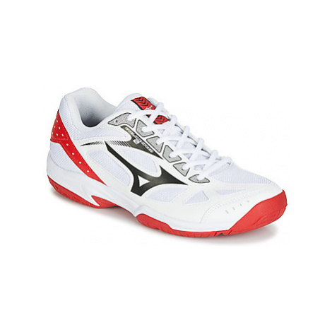 Mizuno CYCLONE SPEED 2 women's Indoor Sports Trainers (Shoes) in White