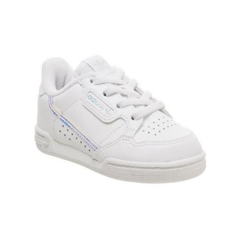Adidas 80s Continental Infant WHITE IRIDESCENT