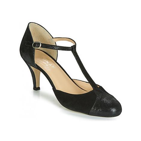 Jonak BLOUTOU women's Court Shoes in Black