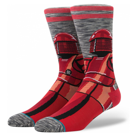 socks Stance Red Guard - Gray