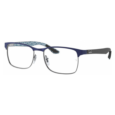 Ray-Ban Rb8416 Man Optical Lenses: Multicolor, Frame: Black - RB8416 2914 53-17